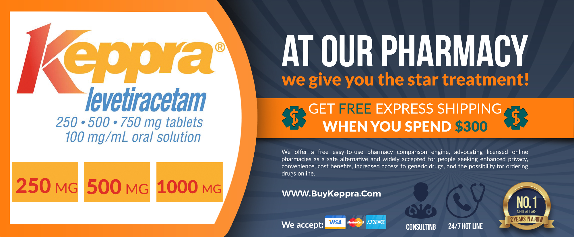 Buy Keppra Online No Prescription